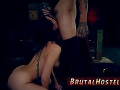 Brutal hard sex Best mates Aidra Fox and