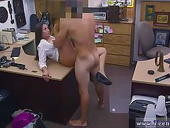 Amateur couple caught by cronys PawnShop