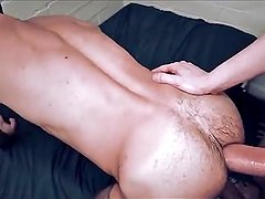 Huge Cock Fucking Hairy Hole