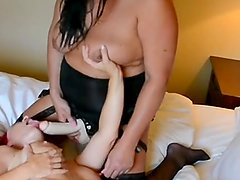 Nikki Sweet Gets Strap On Fucked Dirty.