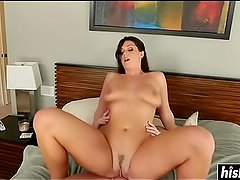 Alison Tyler in stockings gets nailed