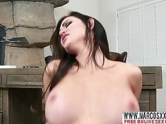Gullible Mother-In-Law Kendall Karson Brunette Dreams About Mega Fuck