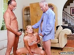 Old lady scissoring xxx Frannkie And The