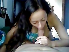 Ex Girlfriend Sucking, Riding and Facial