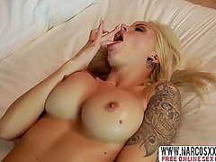 Mature Stepmom Nina Elle In Stockings Wants Perfect Dick