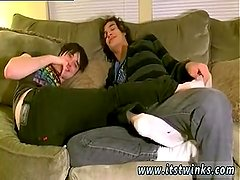 Gay sexy with sneakers and socks movie