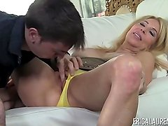 Stepmom Erica Lauren Helping A Jilted Son