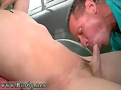 Straight boys who swallow cum for money and