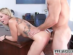 Vengeful Mother Zoey Monroe In Stockings Dreams About Extreme Dick