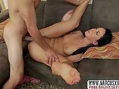 Volatile Aunt Sabrina Banks Loves Best Cock
