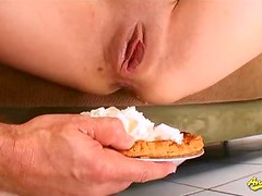 Holly West Deepthroat and rough anal sex