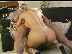 Classic Bigtitted Blonde MILF Banging