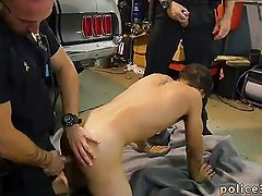 Gay cop anal sex movie first time Get boned