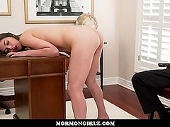 MormonGirlz - Teen molested by muscle daddy