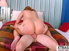 Lovely Aunty Sunny Ray Gets nailed Good Touching Son's Friend