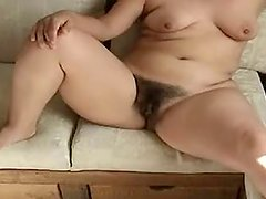 Chubby girlfriend naked at home- 70-hw