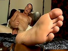 Young emo gay foot fisting A Foot Rub And A