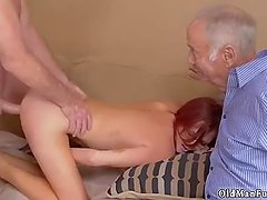 Cute young stocking xxx amateur redhead