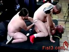 Male fetish gay Fists and More Fists for
