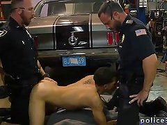 Gay sex sexy police first time Get poked by