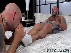 Sexy grown men having shower hot gay and