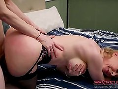 ConorCoxxx- Hardly studying with Nina Hartley