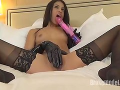 Veronica Rodriguez - FULL LENGTH: Fucked with Power Tools with Cream pie