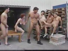 Orgy with the sexiest mature sluts ever