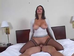 Pounding milf Persia Monir in the pussy