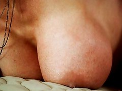 Hot Blonde moans loud on cock