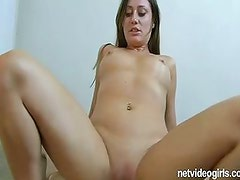 Chloe fucked during interview