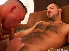 After work fuck with his twink