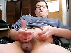 Anthony Jerking Off