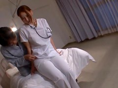 Lucky Patient Fucking a Super Hot and Horny Asian Nurse
