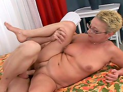 Katya Rides A Hard Cock With Immense Pleasure