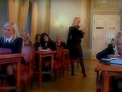 Cute student gets nailed by her teacher