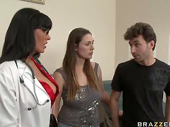 Doctor Veronica Rayne Titty Fucking a Big Cock In Hardcore Sex Vid