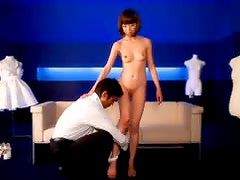Long Legged MILF Maki Amemiya Loves To Ride Cocks