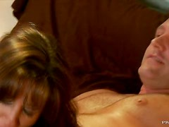 Hot MILF Trina Cox Loves Oral Sex With Her Husband