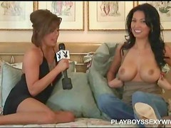 Halter top hottie interview