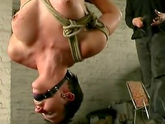 See real pain for the bondage sub