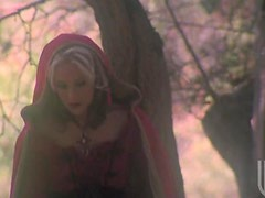 Blonde Red Riding-Hood Gets A Hardcore Fuck From The Big Bad Wolf