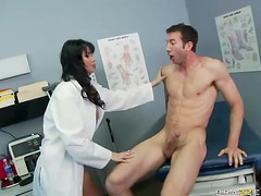 Eva Karera Doing Ass To Mouth With a Big Dick Playing The Doctor
