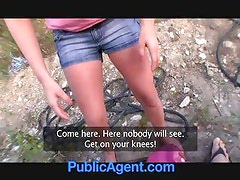 PublicAgent POV Reality Sex in Public