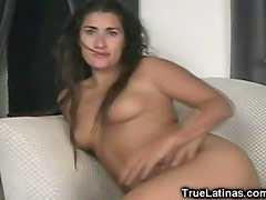Dirty Latina Pussy Ripped