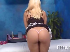 Her pussy and ass banged