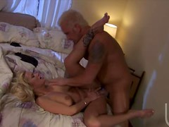 Horny Blonde MILF Shyla Stylez Wants To Please Her Man With Hard Sex