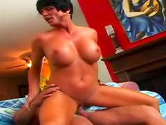 Shay Fox the fit milf filled with dick