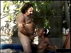 ebony slut and Jeremy