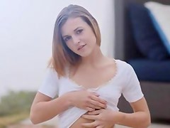 Great women masturbation in the morning